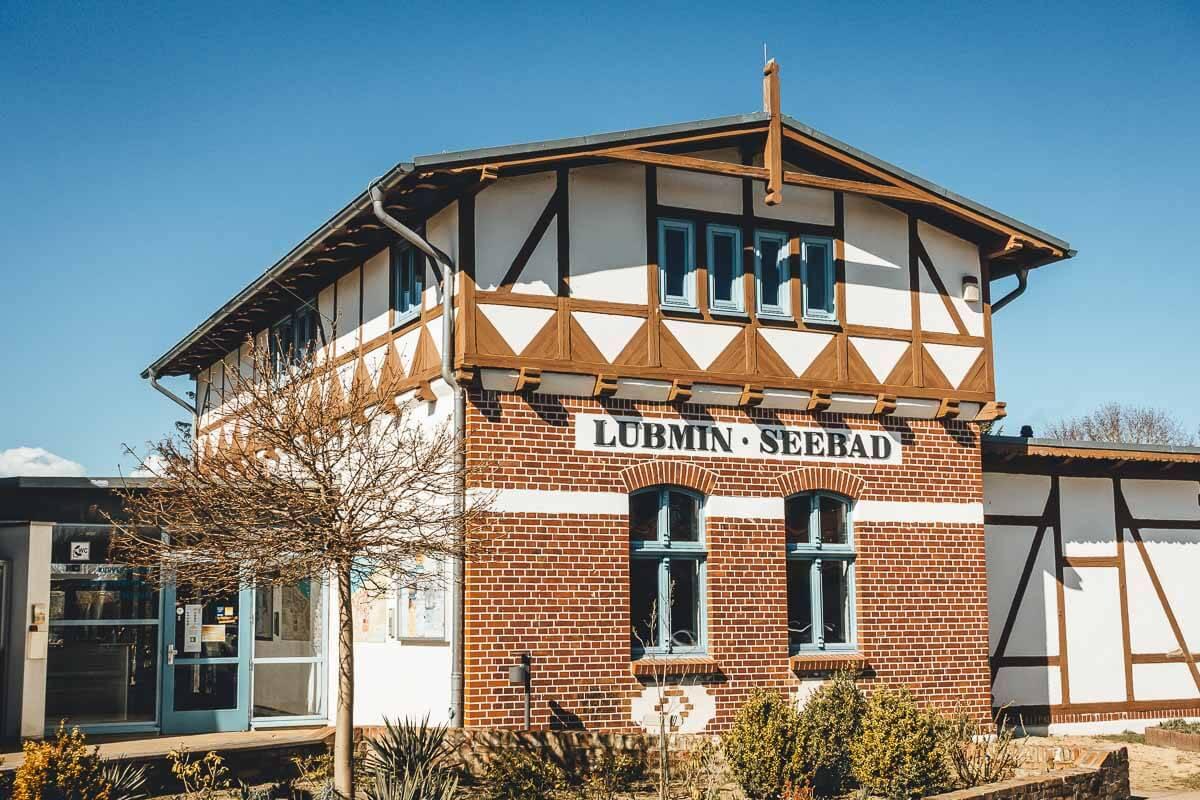 Alter Bahnhof Lubmin