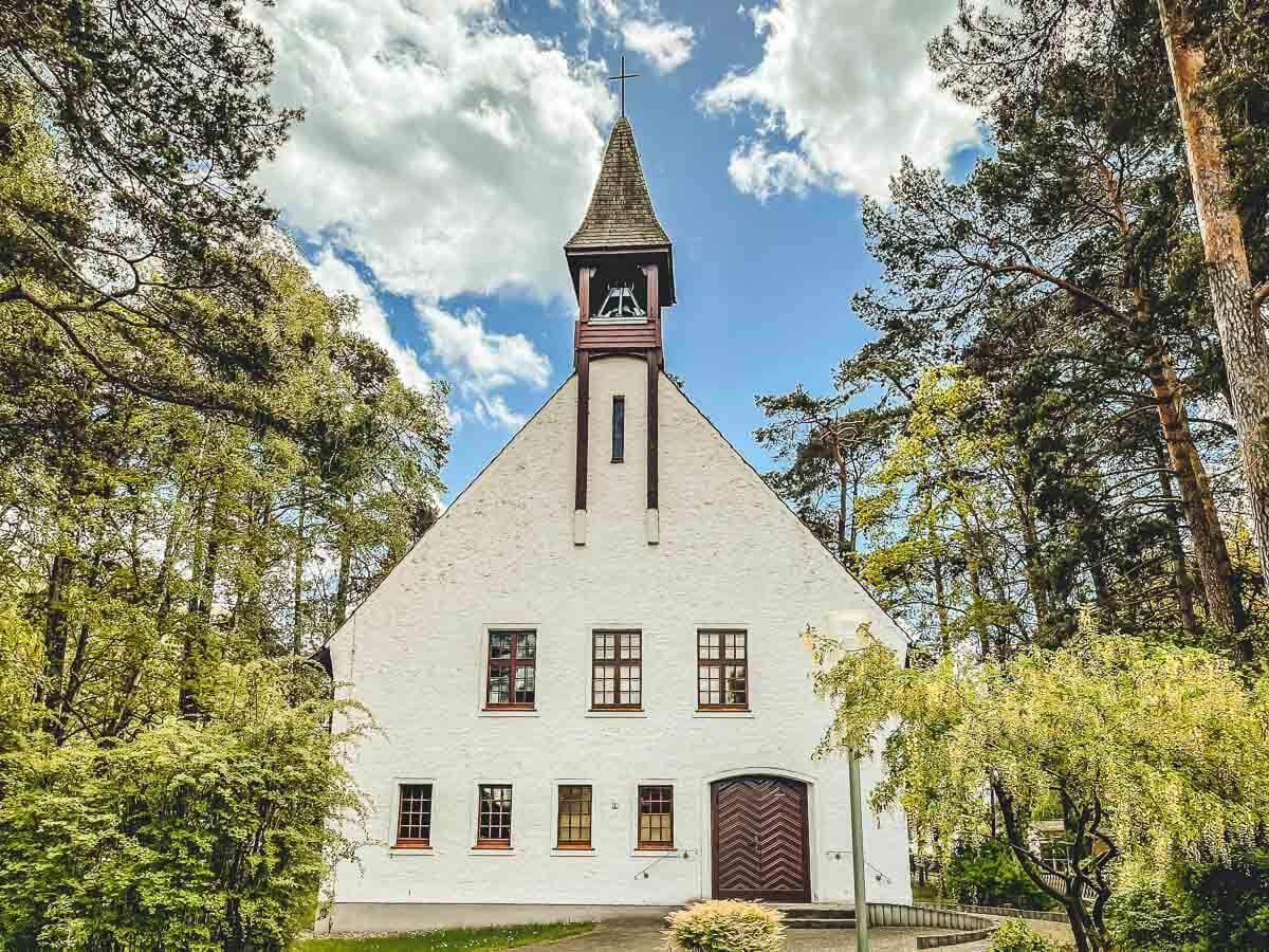 Kirche Lubmin